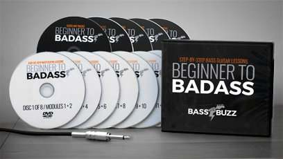Buy DVD Bass Lessons