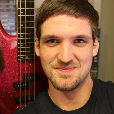 Bass Teacher, Josh Fossgreen