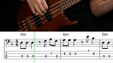 Learn Bass Songs