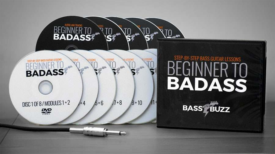 DVD Bass Lessons