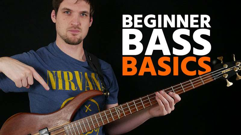 Learn How to Play Bass — Badass Bass Lessons